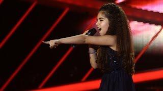 """Nicoleta Nuca - """"Nu sunt"""". Vezi cum cântă Anisia Dumitru, la Next Star!"""