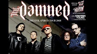 The Damned Evil Spirits live @ 02 Leicester