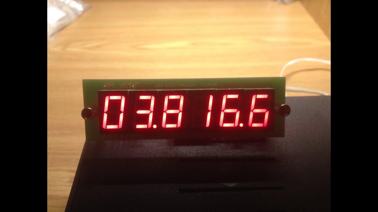 Простой синтезатор частоты Геннадия Завидовского - YouTube
