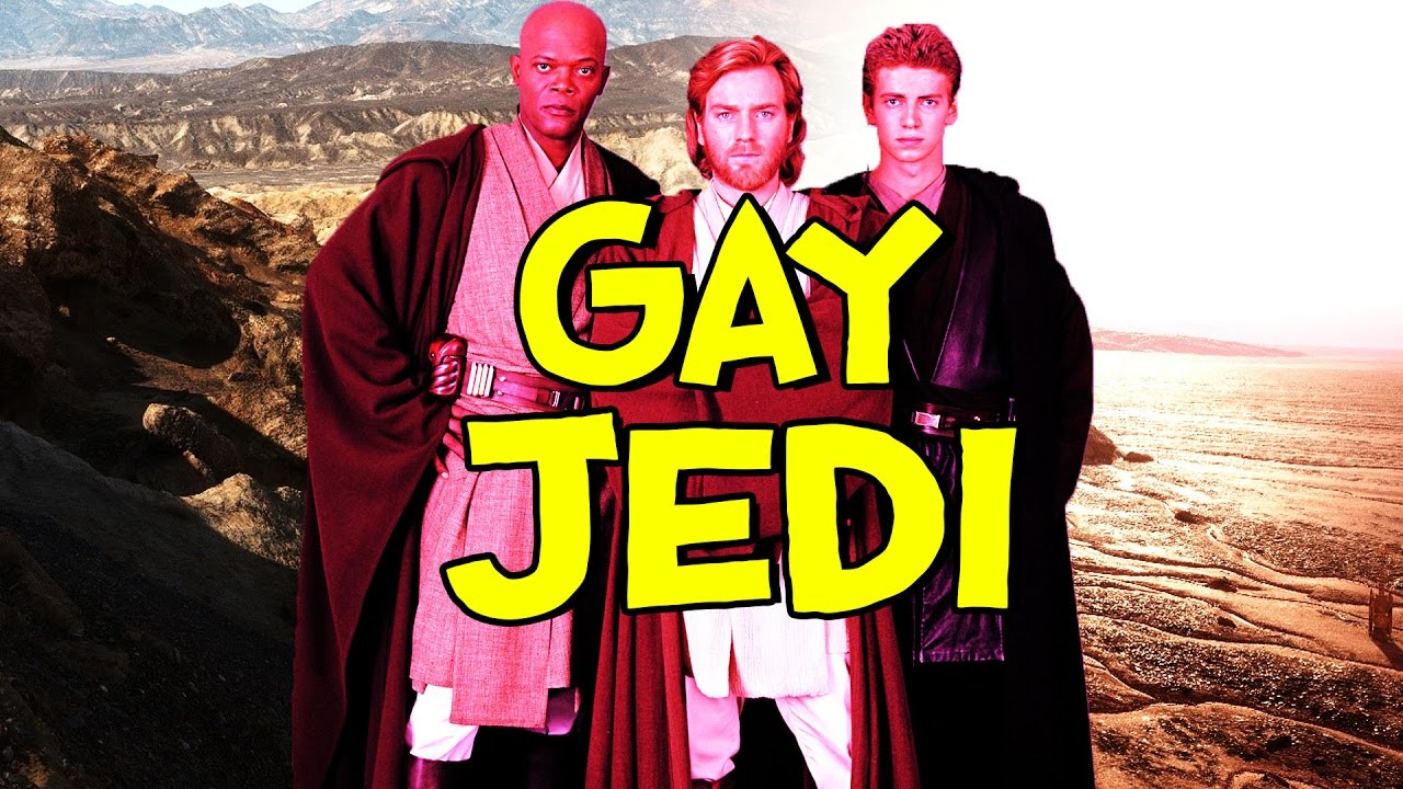 gay moments in star wars