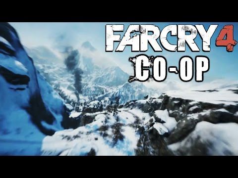 The Safe House - Farcry 4 Valley of Yetis Coop w/ Nova