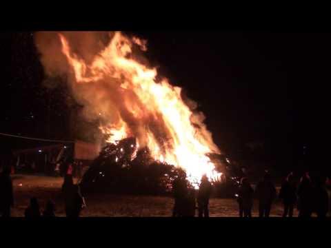 feu des Brandons Courrendlin 2013