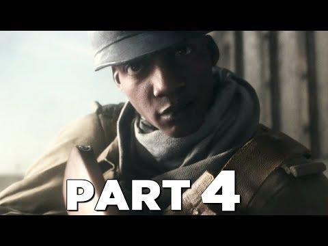 BATTLEFIELD 5 Walkthrough Gameplay Part 4 - TIRAILLEUR - Campaign Mission 3 (Battlefield V) thumbnail