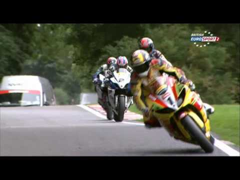 Race 2 Highlights, Round 8 Cadwell Park - MCE Insurance British Superbike Championship
