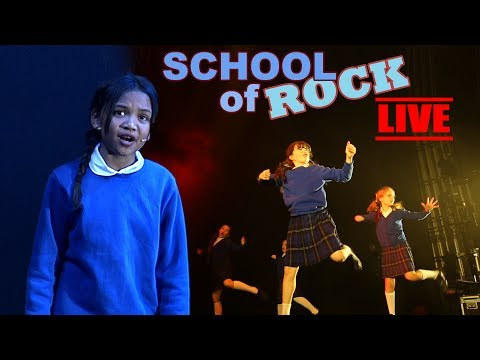 IF ONLY YOU WOULD LISTEN / STICK IT TO THE MAN (Live School of Rock Cover) | Spirit YPC