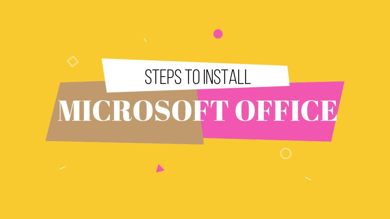 Steps to install MICROSOFT OFFICE 2016 & VISIO(FULL VERSION CRACK)