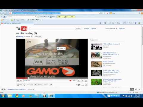 How To Download Videos From Any Site For Free ( Grabbing Videos )