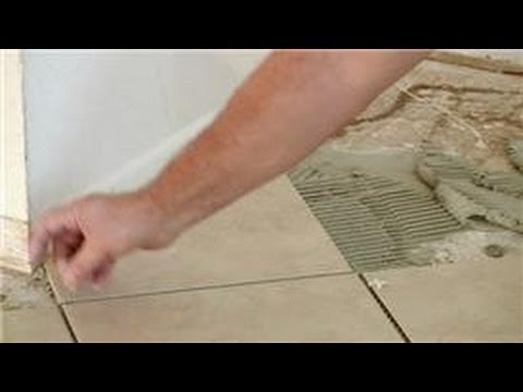 Tile 101 : How to Lay Tile