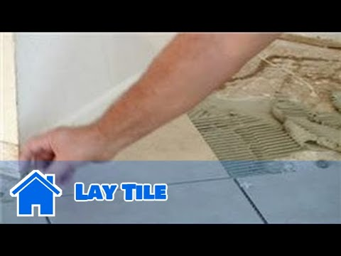 Tile 101 How To Lay Tile Youtube