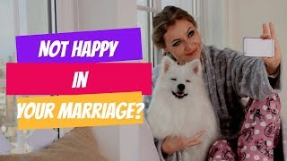 Not Happy In Marriage - Why Not Happy After Marriage? - Jim Ryan