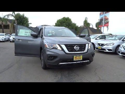 2017 Nissan Pathfinder San Bernardino, Fontana, Riverside, Palm Springs, Inland Empire, CA 36770