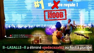 TOP 1 : DUO NOOB SUR FORTNITE thumbnail