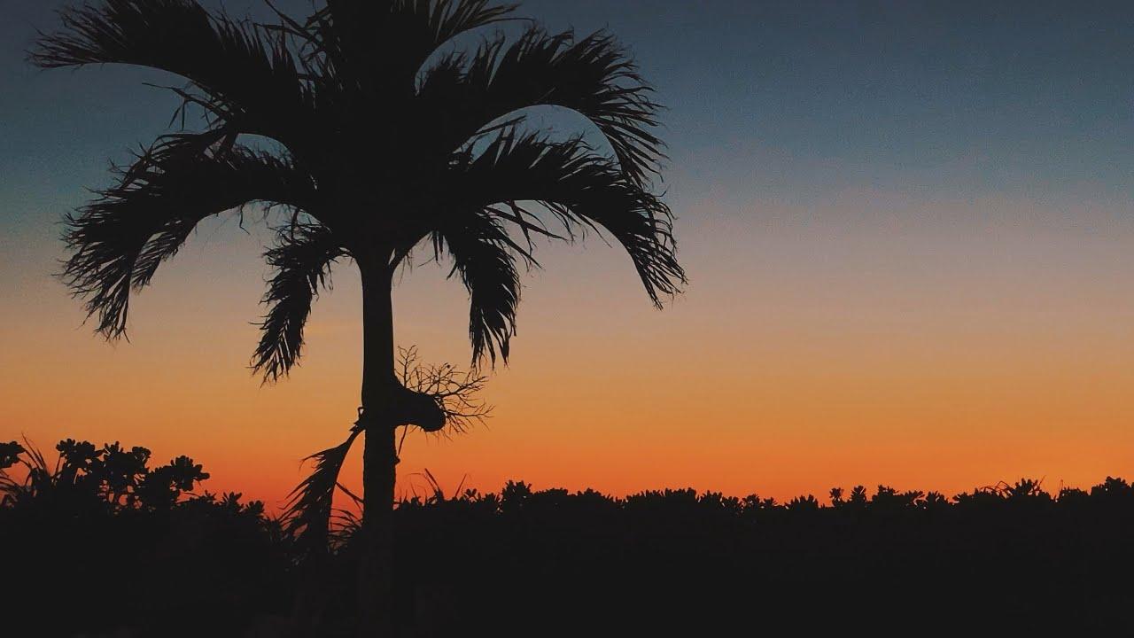 Chasing the Sunset 4K |shot on iPhone | Vlog 011