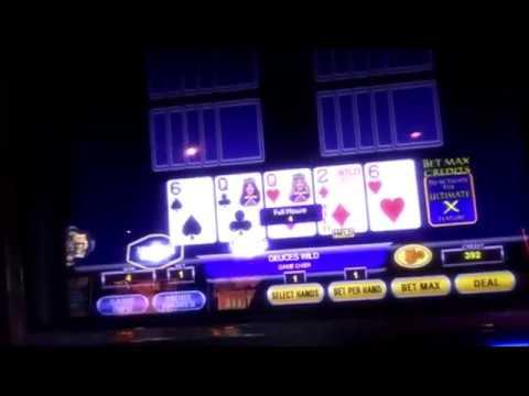 Seminole Casino, Immokalee, FL, Video Poker And Unusual Cars