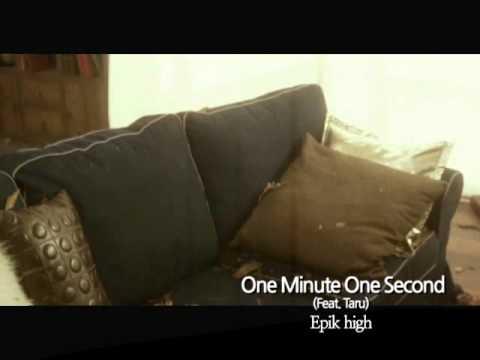 [K-POP, M/V] Epik High, One Minute One Second  (CJ E&M)