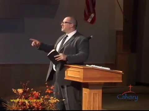 """The Power Of Gratitude"" Brian Loveless Sermon"