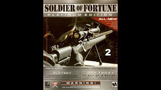"""Let's Play: Soldier Of Fortune: Platinum Edition Part 2 """"Queen Bee"""""""