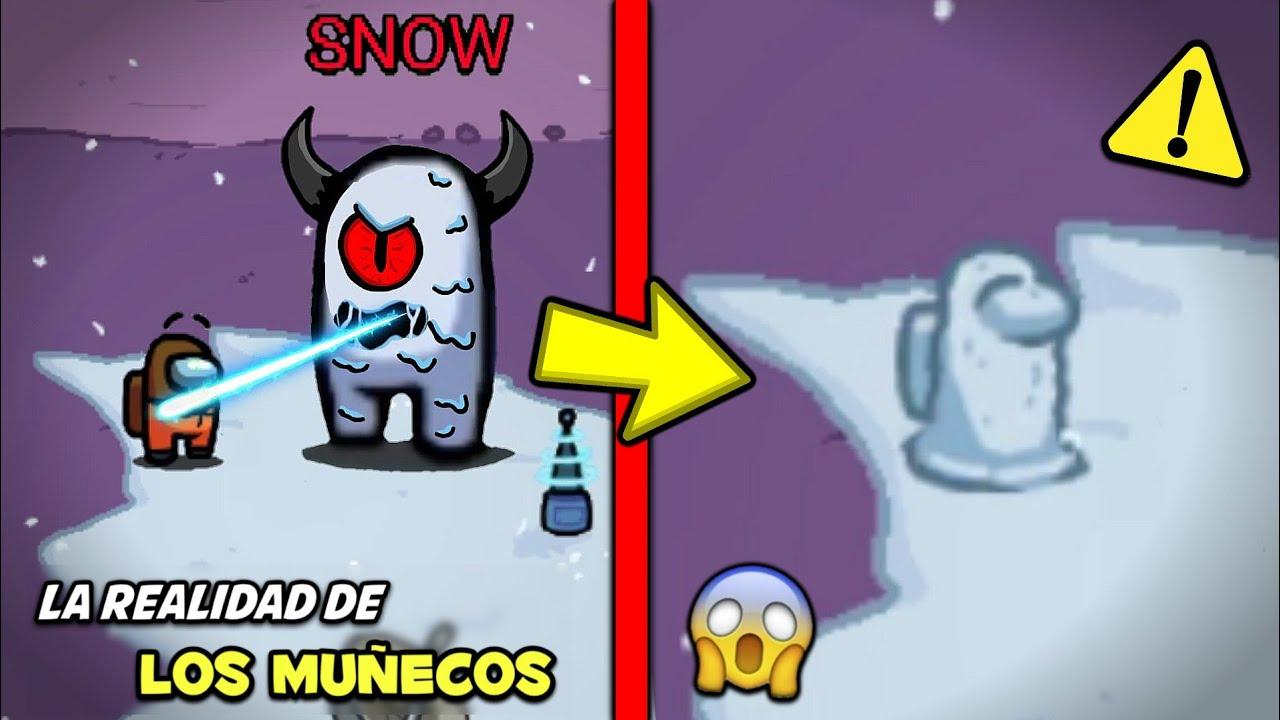 Ten CUIDADO con SNOW 😱 (el ataque en  POLUS)