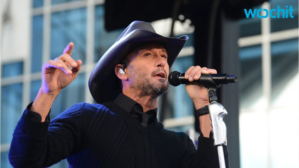 Tim Mcgraw Surprises Family At Wedding Reception Youtube