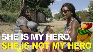 She is my HERO, She is NOT my hero! | BUSTOP TV