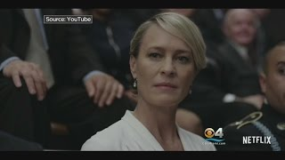 "Robin Wright Demanded Equal Pay For ""House Of Cards"""