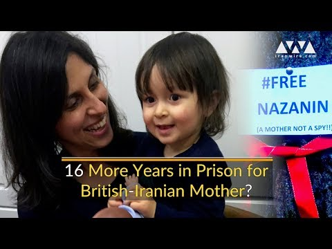 16 More Years in Prison for British-Iranian Mother