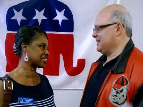 McCain-Palin Old Fashioned Rally, Fayette County, GA