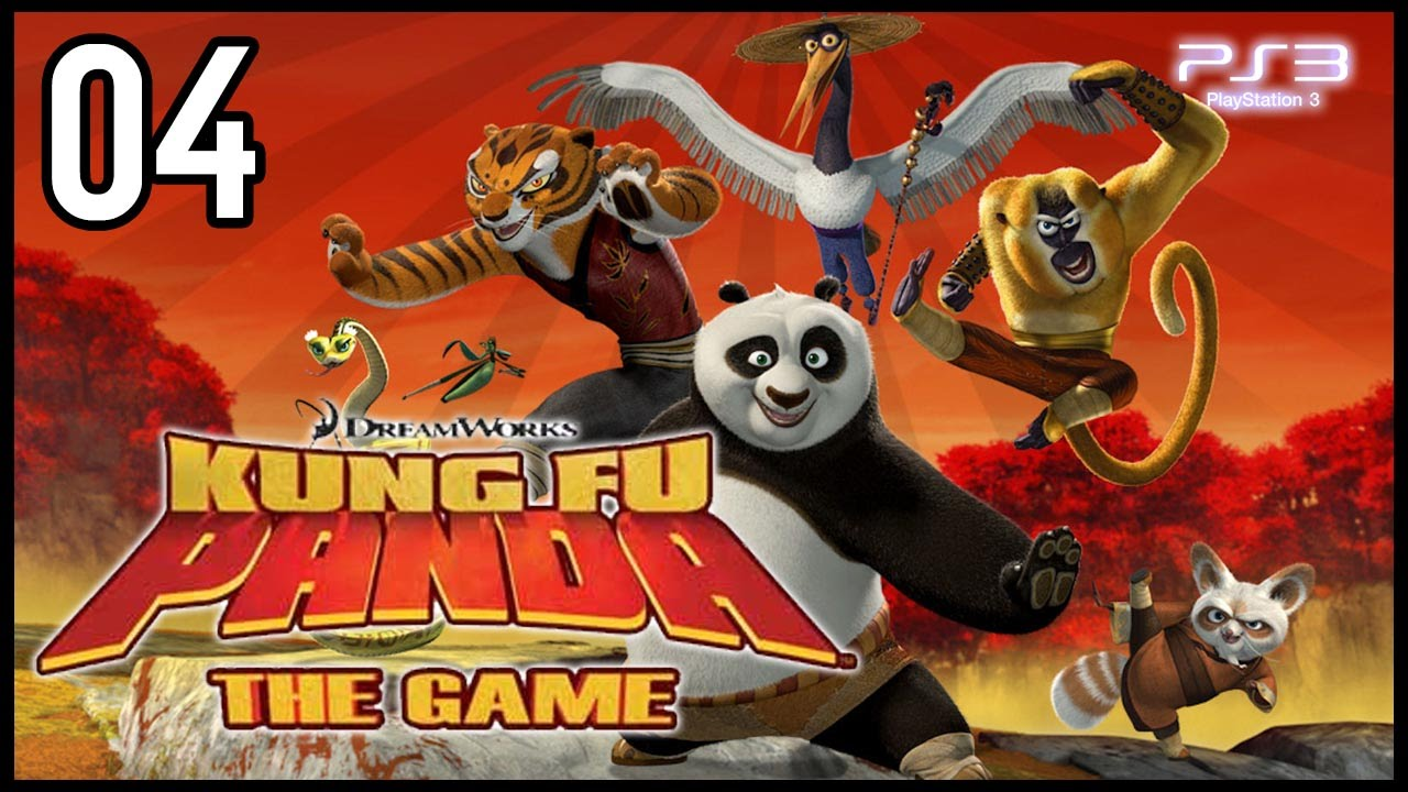 Kung Fu Panda (The Video Game) - Part 4 - YouTube
