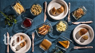 What holiday leftovers are allowed through airport security?