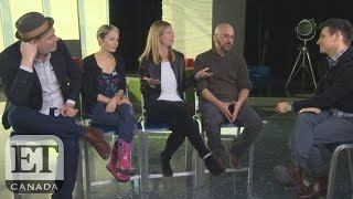 Original 'Degrassi High' Cast Reunion Interview