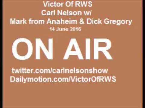 Mark Anaheim & Dick Gregory Talking On Orlando Incident, Elections & Organ Traffi-cking