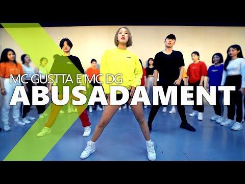 MC Gustta e MC DG - Abusadamente / JaneKim Choreography.