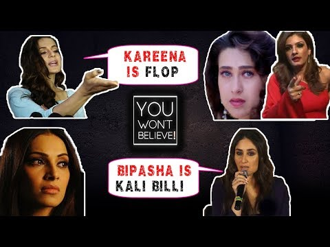 Deepika - Sonam Kareena - Bipasha & More  Bollywoods Biggest Catfights  You Wont Believe