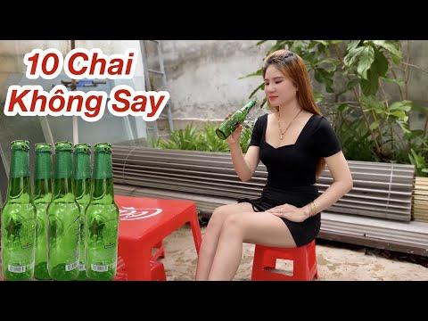 3 Cách Uống Rượu Bia Không Say Rất Hay / Mẹo Giải Rượu Bia Siêu Nhanh