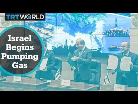 Israeli, American Companies Began Pumping Natural Gas To Egypt