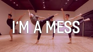 Bebe Rexha - I'm A Mess | Cat Cogliandro Choreography | DanceOn Class