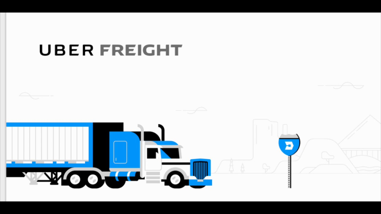 Uber Freight (Driver requirements )