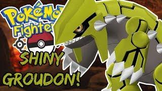 Pokemon Fighters EX - WE GOT GROUDON!