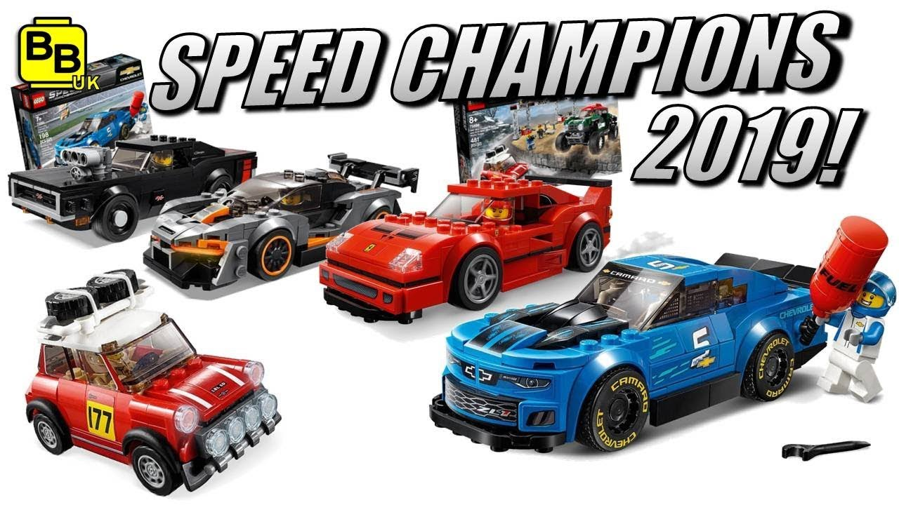 lego fast furious speed champions 2019 prices. Black Bedroom Furniture Sets. Home Design Ideas