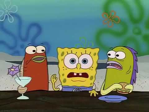 Spongebob Squarepants - Ripped Pants