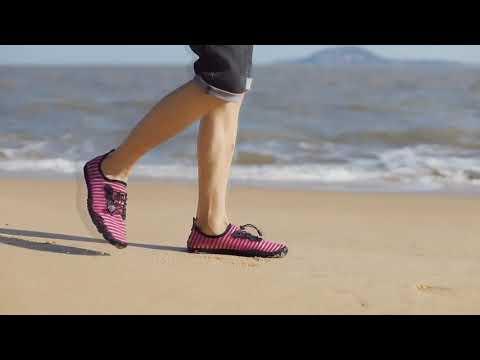 รองเท้าชายหาด ใส่เที่ยวทะเล แห้งเร๋ว