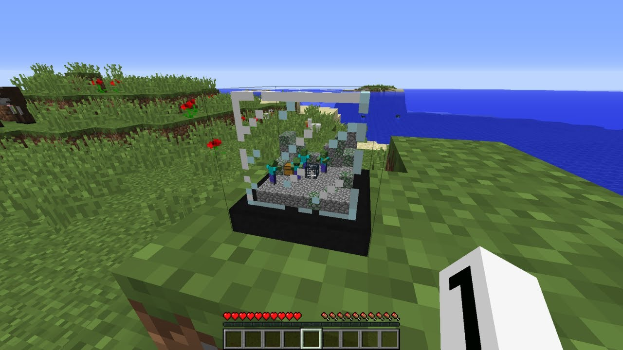you can move the spawners now