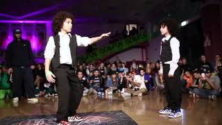 BACK TO THE STYLE FINAL MIXSTYLE JUNIOR   Little Alo vs B B