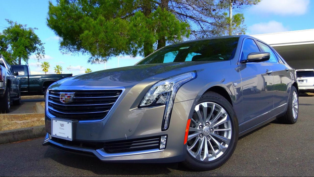 2017 cadillac ct6 plug in road test and review youtube. Black Bedroom Furniture Sets. Home Design Ideas