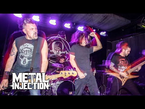 """""""Raining Blood"""" Live At The Metal Injection 15th Anniversary Party"""