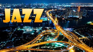 Late Night Jazz Mix - Relaxing JAZZ & Night City - Night Traffic JAZZ