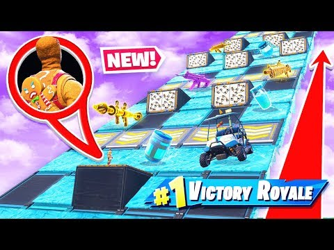 SURVIVE the LOOT AVALANCHE *NEW* Game Mode in Fortnite Battle Royale