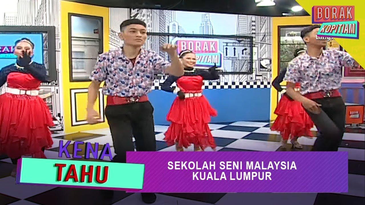 Kena Tahu Sekolah Seni Malaysia Kuala Lumpur Borak Kopitiam 13 Oktober 2019 Watsupasia Asia S Latest News Entertainment Platform