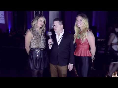 Alicia and Carol from Frankie & Sue interviewed at Style Fashion Week LA