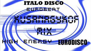 High Energy EuroBeat mix Marzo 2014